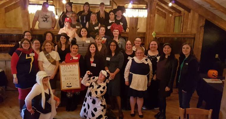 GGB Cleveland – Haunted Halloween Brunch