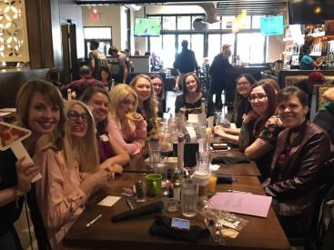 Lovely ladies of brunch