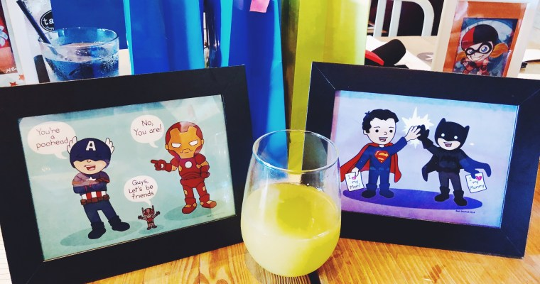 GGB Ft. Lauderdale – DC vs Marvel November Brunch