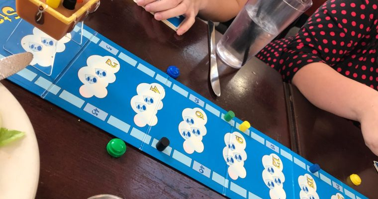 Geek Girl Brunch Atlanta – Holiday Horror Brunch and Board Game Meet-up