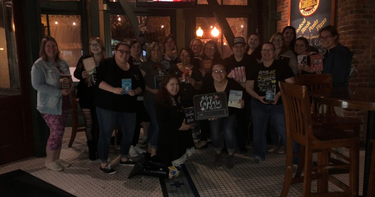 GGB StL's Blind Date with a Book Swap and Do Better Event