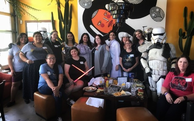GGB Phoenix Galactic Brunch June 2018