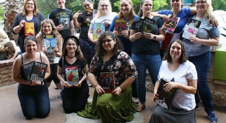 GGB San Antonio's May Comics & Graphic Novels Brunch!