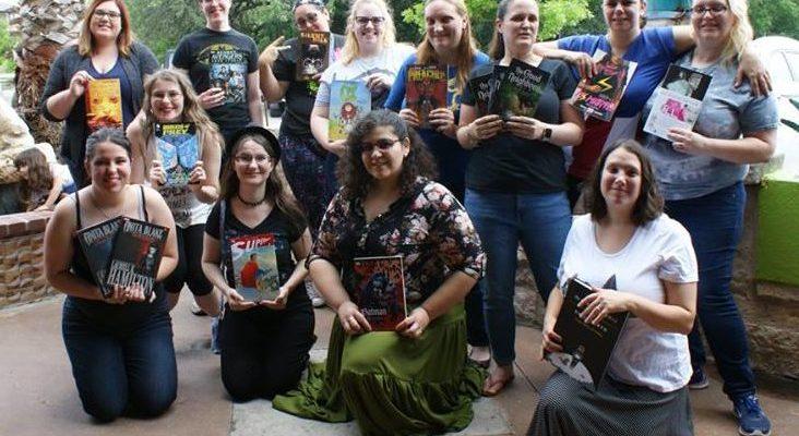 GGB San Antonio's May Comics & Graphic Novels Brunch!
