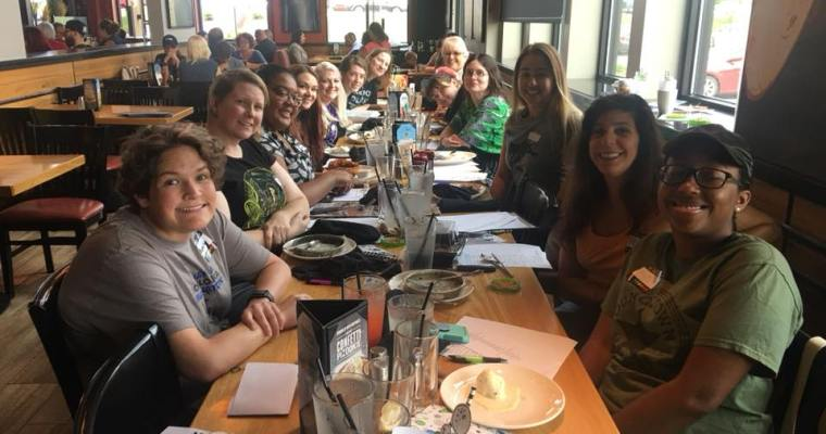 GGB Youngstown – August 2018 Science Brunch!