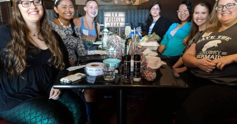 Geek Girl Brunch Gainesville Loves Mermaids