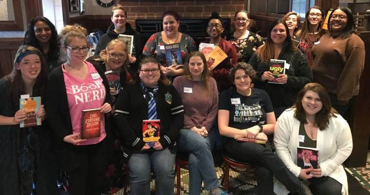 GGB Youngstown – November 2018 Blind Date with a Book