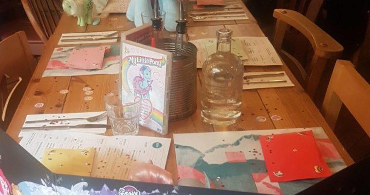 GGB Glasgow: My Little Pony brunch