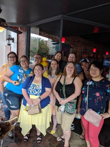 Geek Girl Brunch Gainesville Celebrates 1st Anniversary