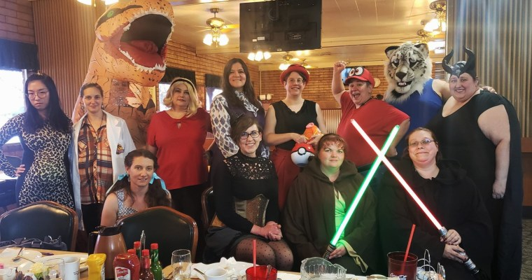 GGB Reno's 4th Annual October Cosplay Brunch!