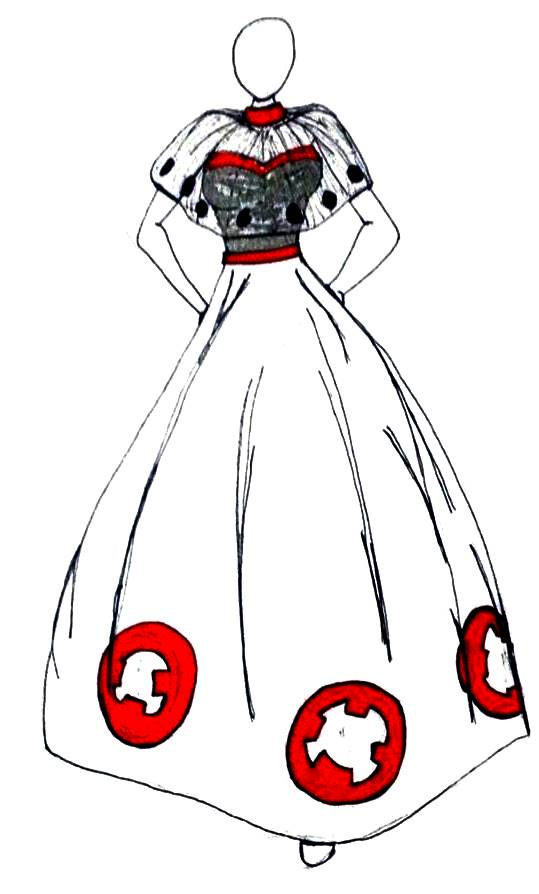 BB-8 Ball Gown
