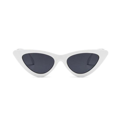 Sunglasses Cute Sexy Retro Cat Eye Women Small Uv400