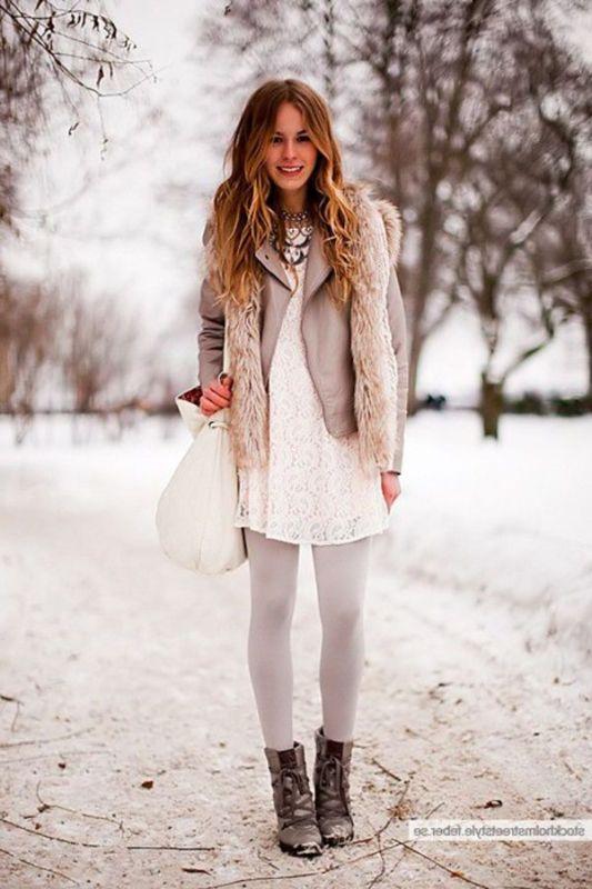 2018 Winter Romantic Clothes For Women 34