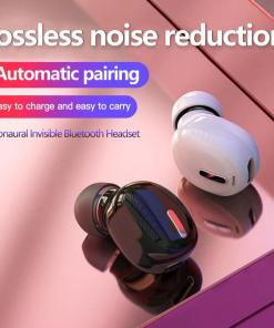 (single)1pc Mini X9 X8 Wireless Earbud In-ear long Standby Time Bluetooth 5.0 Earphone 3D Sound For Samsung LG