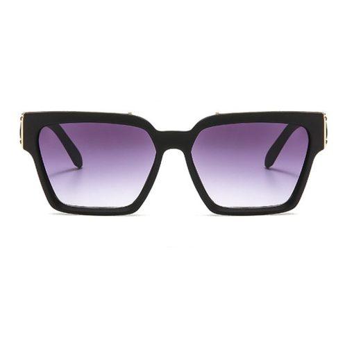 New Vintage Square Sunglasses Women's Men Retro Brand Designer Fashion Colorful Sun Glasses Female Eyewear UV400 Oculos De Sol