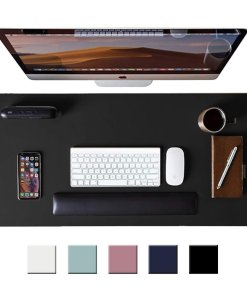 Gaming Mouse Keyboard And Mouse Pad Non-Slip Desk Pad