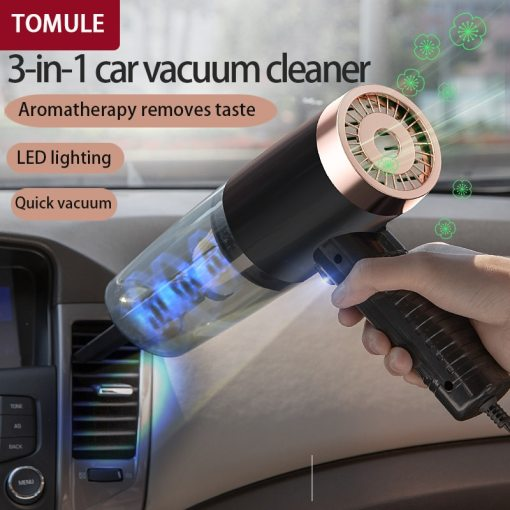 Handheld Wireless Car vacuum cleaner PortableHigh Powerful Cyclone auto vacume cleaner Wet And Dry Cleaner for Car Home Pet Hair