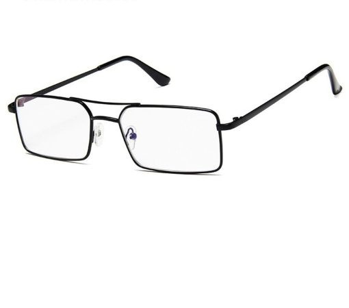 Mens Blue Blocker Glasses With Magnification