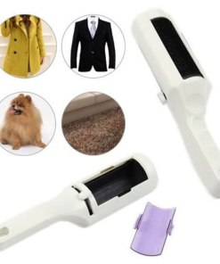Electrostatic Static Clothing Dust Pets Hair Cleaner Remover Brush Suction Sweeper For Home Office Travel Cleaning Brushes
