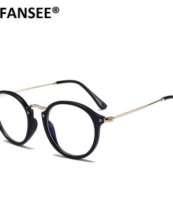 Anti Blue Light Blocking Glasses Men Women Frame Clear Lens Fatigue Computer Radiation Protection Mobile Game Filter UV eyewear