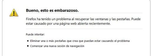 Firefox Embarzoso