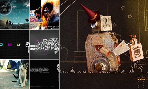 Ver Wallpapers octubre