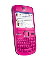 Nokia C3 Rosa