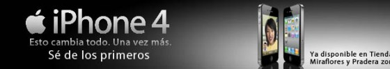 iPhone 4 en Guatemala