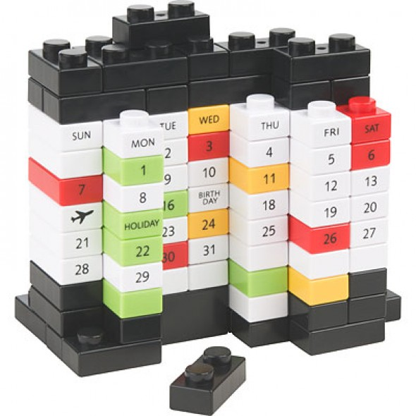 Calendario de Legos