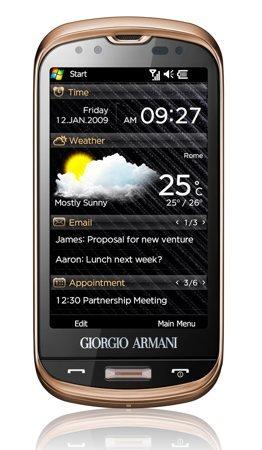 Giorgio Armani - Samsung Galaxy S