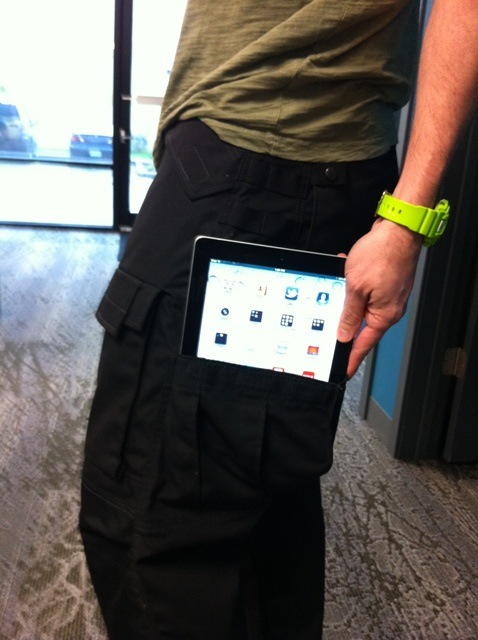 iPad Pantalones
