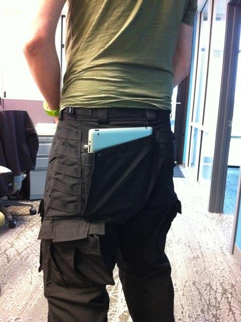 Pantalones para iPad