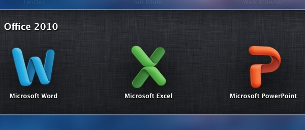 Office 2010 para Mac