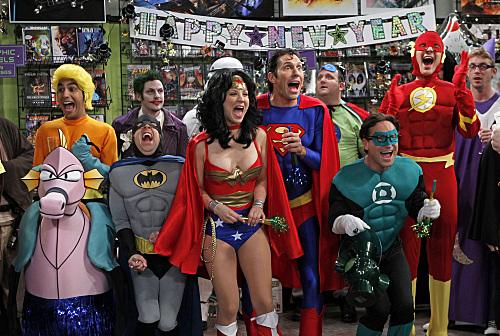 Cast de The Big Bang Theory