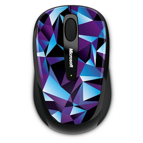 Wireless Mobile Mouse 3500 (Artist Series)