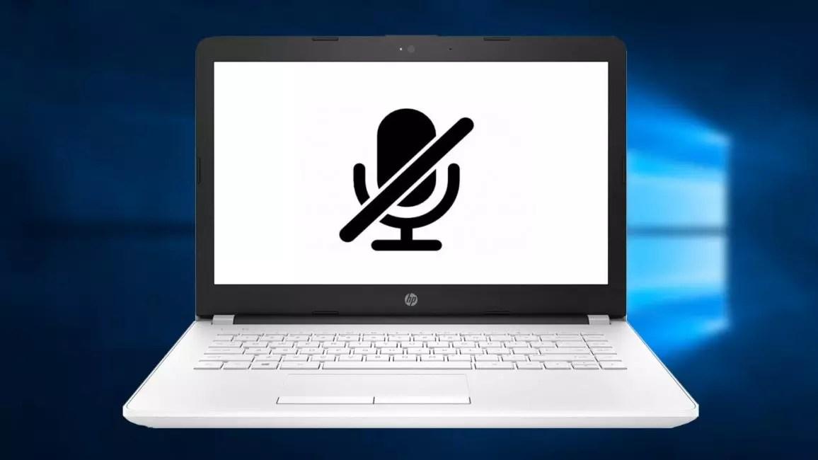 Микрофон Windows жүйесінде компьютерде жұмыс істемейді