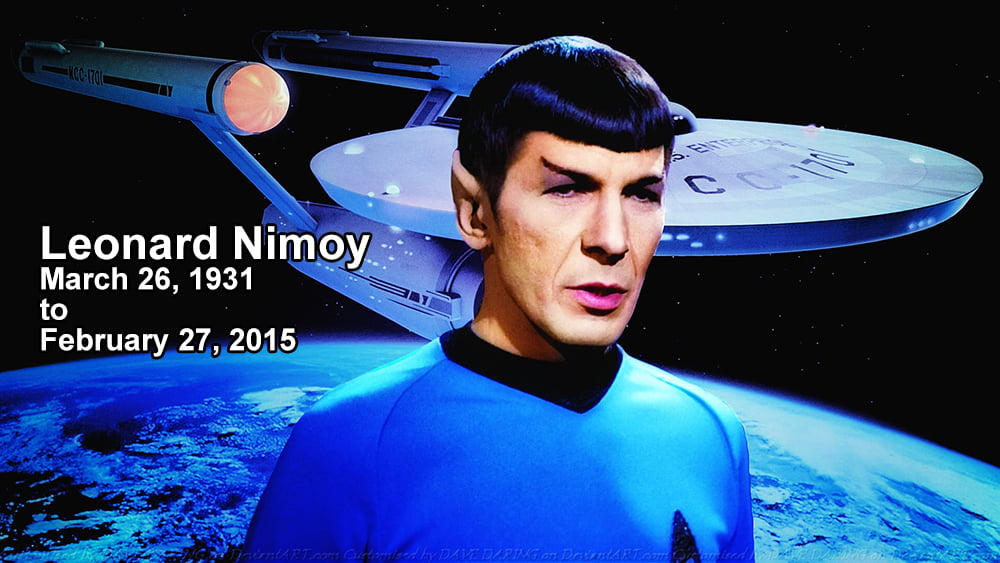 Good Bye Leonard Nimoy