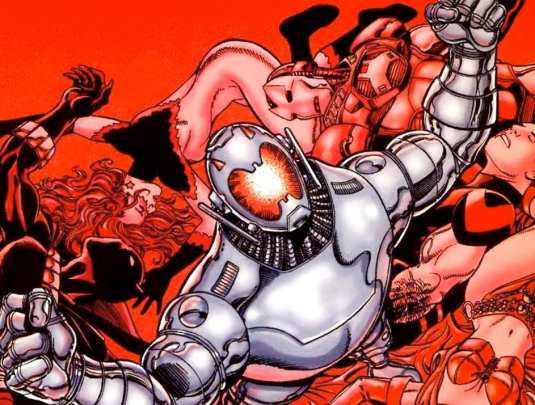 If you're looking for the biggest, baddest Avengers Villain, look no further than Ultron.