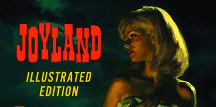 Andrew's Picks: Joyland (The Illustrated Edition)