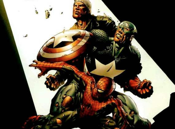 With comics such as Ultimate Spider-Man and New Avengers, Bendis has left his mark on the Marvel Universe.