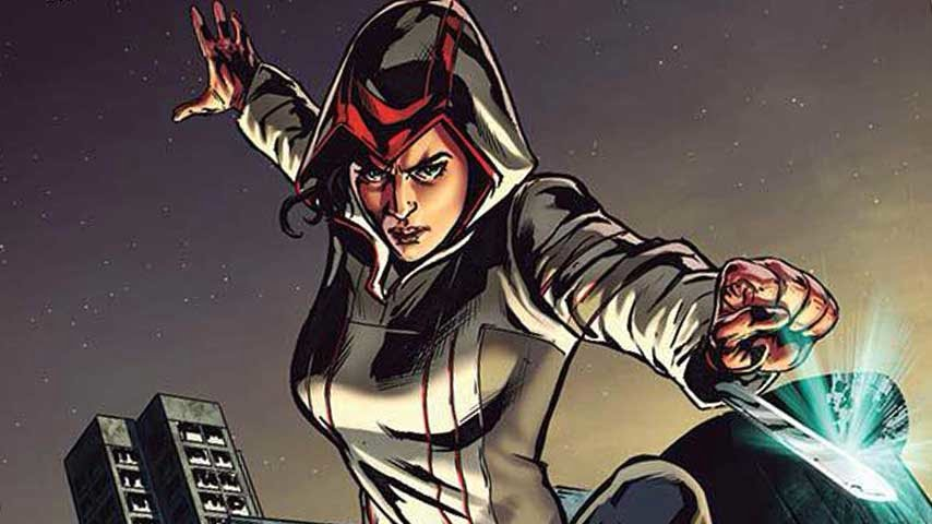 This Week's Episode of Geek Hard (11-06-2015): Spying on an Assassin with Conor McCreery