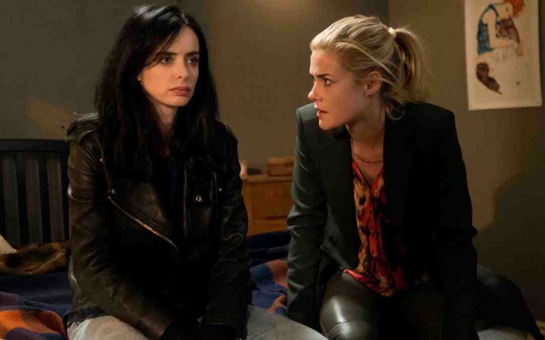 Countdown to Marvel's Jessica Jones (on Netflix): The Supporting Players
