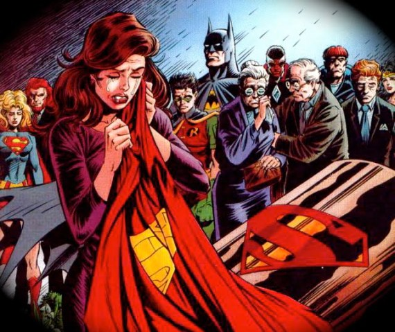 Was The Death of Superman the beginning of the end for Death in Comics?