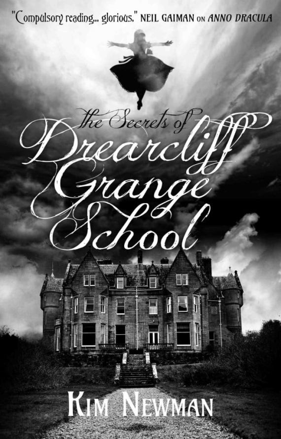 The Secrets of Drearcliff Grange School is available now through Titan Books.