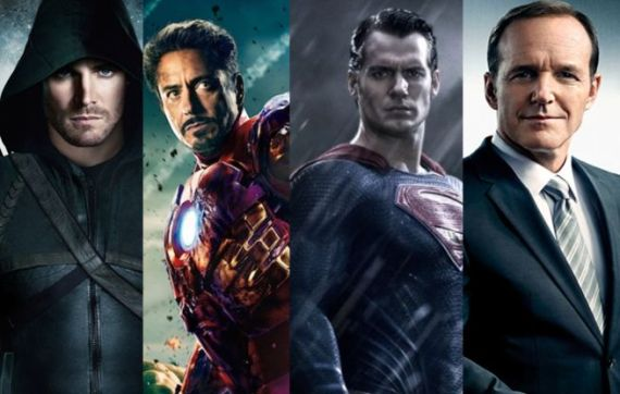 Have Marvel and DC flooded the market with too much movies/t.v.? Find out what we have to say about it.
