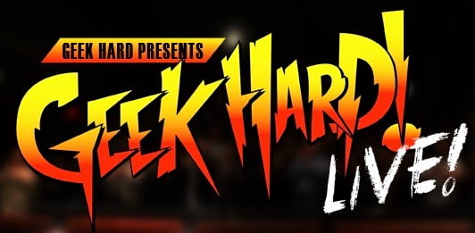 Geek Hard Live RETURNS to Comedy Bar on April 29th with Josh Vokey of Orphan Black and MORE! (UPDATED)