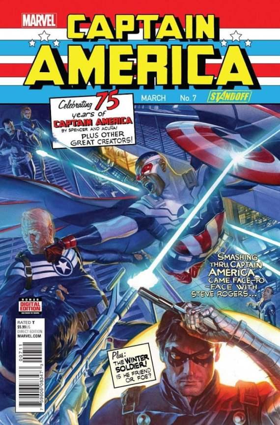 Captain America Sam Wilson #7