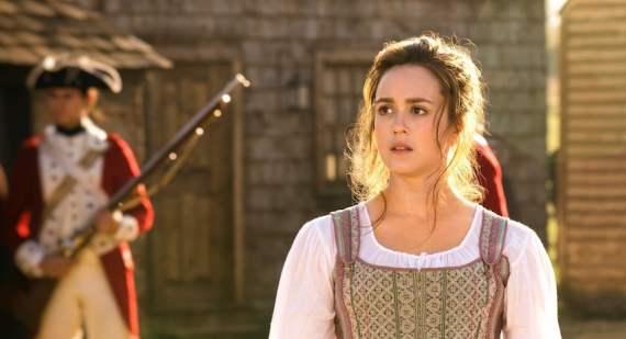 Heather Lind as Anna Strong - TURN: Washington's Spies _ Season 2, Episode - Photo Credit: Antony Platt/AMC