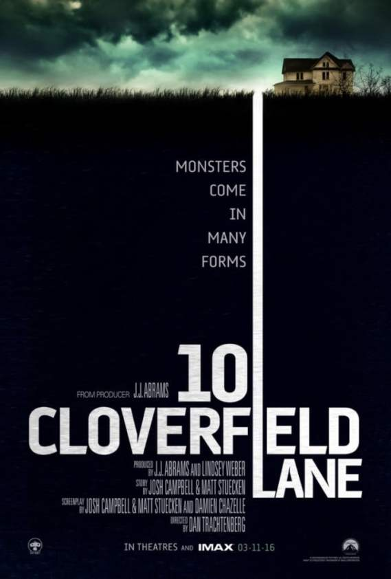 Do you want to go to 10 Cloverfield Lane? Find out this Friday if that's the case.