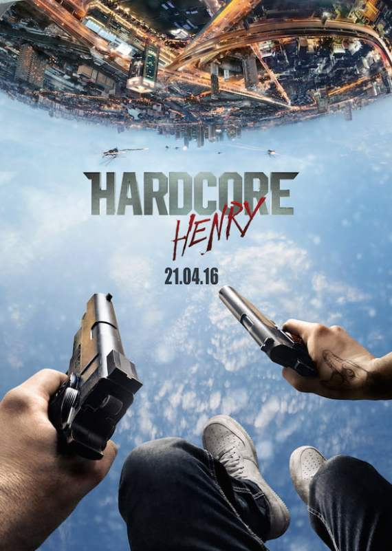 Will Hardcore Henry be as Hardcore as advertised? Find out this Friday.